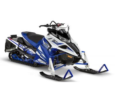 Снегоход Ямаха Yamaha для глубокого снега Sidewinder X-TX SE 141