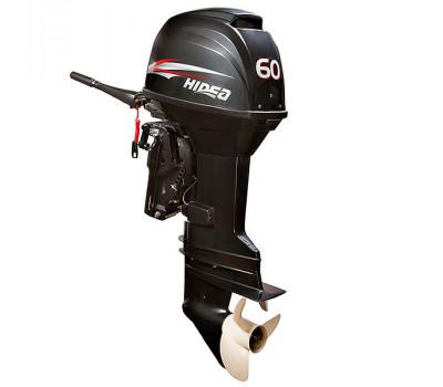 Лодочный мотор 2-х тактный HIDEA HD60FFEL-T