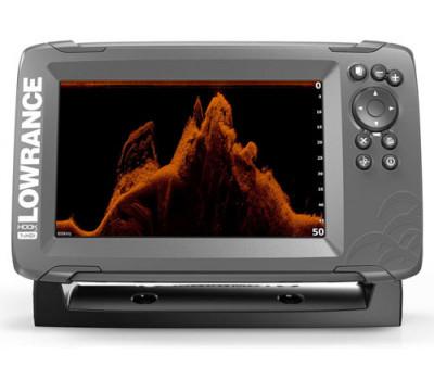 Эхолот Lowrance HOOK2-7x SplitShot GPS