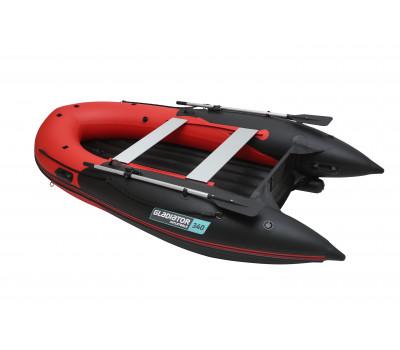 Надувная лодка GLADIATOR E340TR