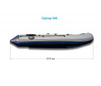 Надувная лодка Grouper 340