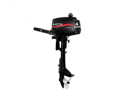 Лодочный мотор 2-х тактный HDX T 4 BMS New R-Series