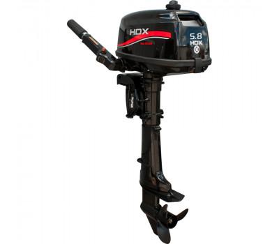 Лодочный мотор 2-х тактный HDX T 5,8 BMS R-Series