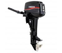 Лодочный мотор 2-х тактный HDX T 8 BMS R-Series