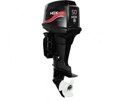 Лодочный мотор 2-х тактный HDX T 50 FWL