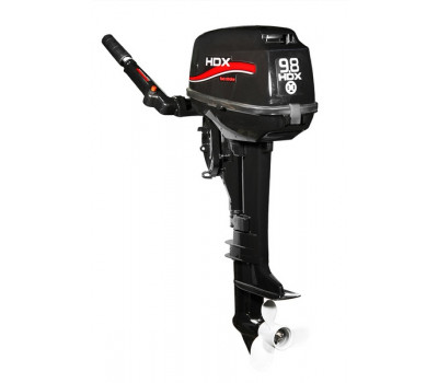 Лодочный мотор 2-х тактный HDX T 9,8 BMS R-Series