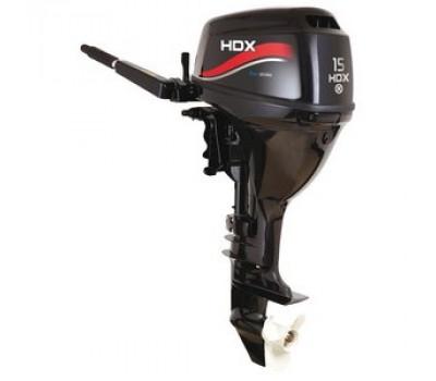 Лодочный мотор 4-х тактный HDX F 15 FWS