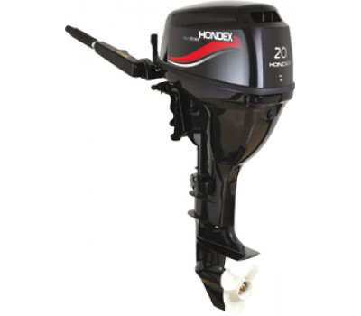 Лодочный мотор 4-х тактный HDX F20 AFWS