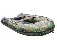 Лодка ПВХ Хантер 350 Про кмф