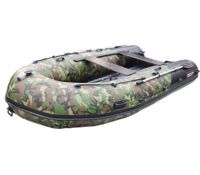 Лодка ПВХ Хантер 380 Про кмф