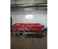 Надувная лодка ORCA 420 фальшборт нднд