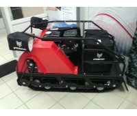 Мотобуксировщик Pomor M-650 K (катки)