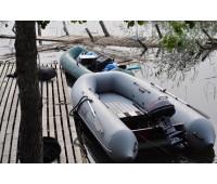 Надувная лодка Ротан Р380