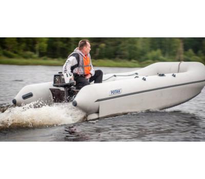 Надувная лодка-катамаран Ротан Р410