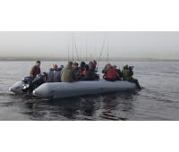Надувная лодка-катамаран Ротан Р660