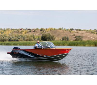 Катер Салют Realcraft 510 Fish PRO
