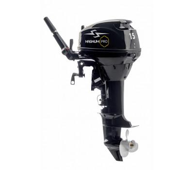 Лодочный мотор Sharmax magnum HD15FHS