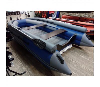 Надувная лодка REEF SKAT 400 S нд С ФАЛЬШБОРТОМ