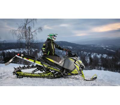 Снегоход Ямаха Yamaha для глубокого снега Sidewinder M-TX 162