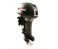 Лодочный мотор 2-х тактный HIDEA HD30FHS