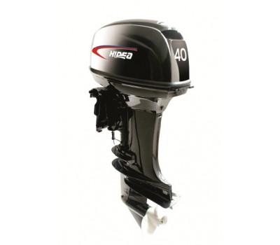 Лодочный мотор 2-х тактный HIDEA HD40FЕS