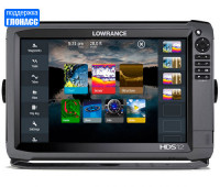 Эхолот Lowrance HDS-12 Carbon No Transducer