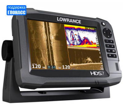 Эхолот Lowrance HDS-7 Carbon No Transducer