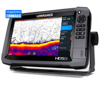 Эхолот Lowrance HDS-9 Carbon No Transducer