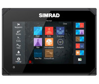 Картплоттер Simrad GO7 ROW,XSR TOTALSCAN