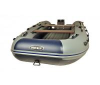 Надувная лодка Angler 420Jet НД  водомет