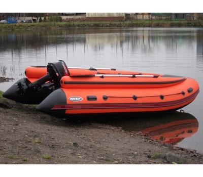 Надувная лодка Angler REEF Тритон 360F НД