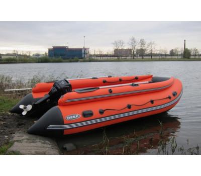 Надувная лодка Angler REEF 390F НД