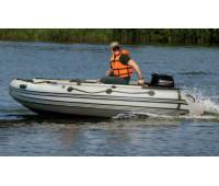Надувная лодка  REEF SKAT 370 S нд
