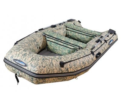 Надувная лодка GLADIATOR E420 САМО