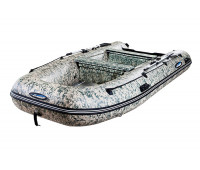 Надувная лодка GLADIATOR HD 350 AL CAMO