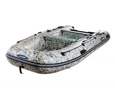 Надувная лодка GLADIATOR HD 370 AL CAMO