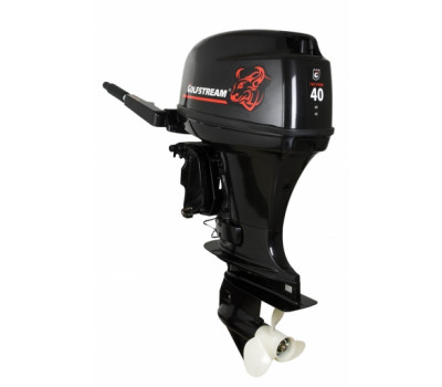 Лодочный мотор GolfStream T40BMS 2х тактный