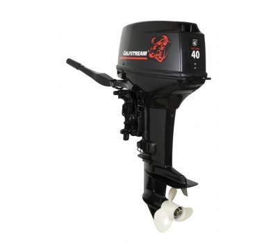 Лодочный мотор GolfStream T40JBMS 2х тактный