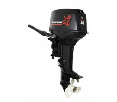 Лодочный мотор GolfStream T40JFWS 2х тактный
