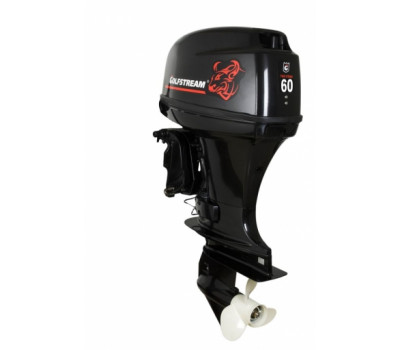 Лодочный мотор GolfStream T60FEL-T 2х тактный