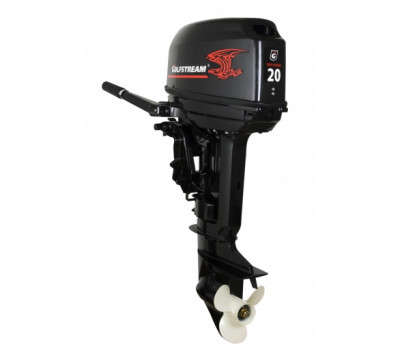 Лодочный мотор GolfStream T18BMS 2х тактный