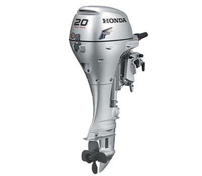 Лодочный мотор Honda BF20D3 SRTU 20 л.с.