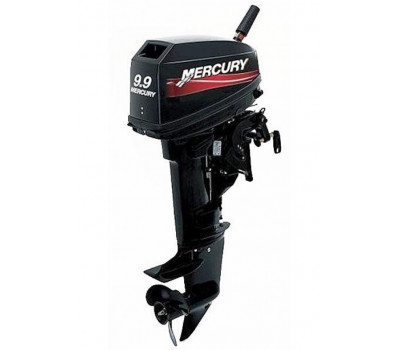 Лодочный мотор 2х тактный Mercury ME 9.9 M