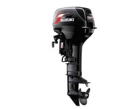 Лодочный мотор 2х тактный Suzuki DT 30 ES (EL) 30 л.с.