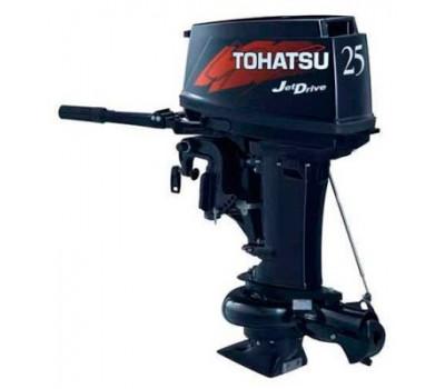 Лодочный мотор TOHATSU 2-х тактный M 25 C3 JET