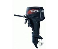 Лодочный мотор TOHATSU 2-х тактный M 30 HEPS