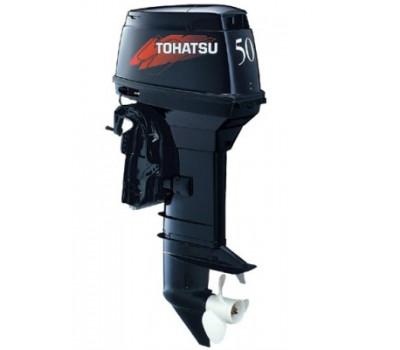 Лодочный мотор TOHATSU 2-х тактный M 50 D2 EPTOL
