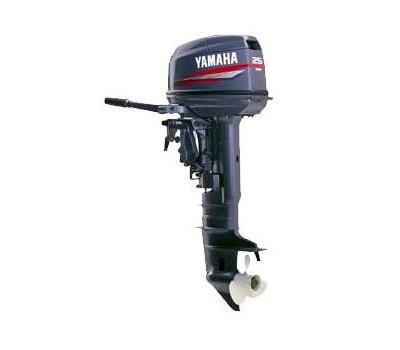 Лодочный мотор Yamaha 25 BMHS 25 л.с.