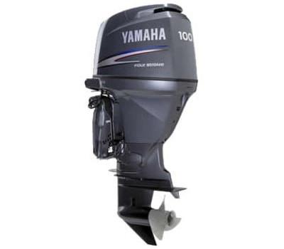Лодочный мотор Yamaha F100 DETL 100 л.с.