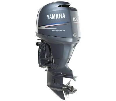 Лодочный мотор Yamaha F150 DETX 150 л.с.